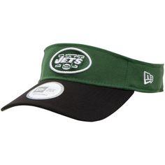 New York Jets New Era NFL Sideline Visor - Green