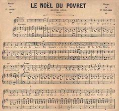 Spartiti e carta musica a volontà da stampare!