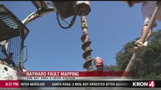 VIDEO: Earthquake experts map the Hayward fault | KRON4.com