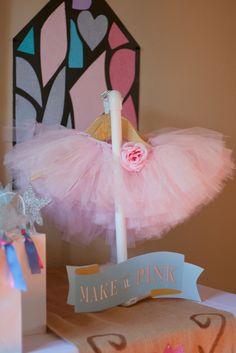 Photo 1 of 50: Sleeping Beauty Party / Birthday Magical Sleeping Beauty Party   Catch My Party