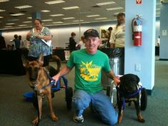 leegunnell.com: The Rolling Dog Project. Texas-run charity for dogs with special needs