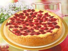 Самые вкусные рецепты: Пирог сметанник с ягодами
