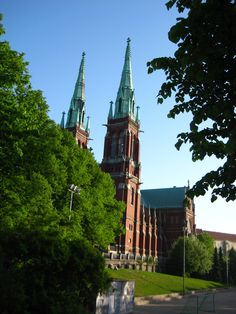 Johanneksen kirkko, Helsinki