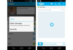 Skype empieza a recibir los primeros mensajes de contestador con vídeo en OS X, iOS y Android