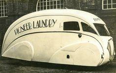 Discover additional relevant information on vintage cars. Have a look at our web… – En Güncel Araba Resimleri Vintage Vans, Vintage Trucks, Weird Cars, Cool Cars, Classic Trucks, Classic Cars, Art Deco Car, Unique Cars, Bike Art