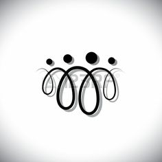 18689980-family-of-four-people-abstract-symbols-icons-using-line-loops-the-icons-are-of-father-mother-son--da.jpg 450×450 pixels