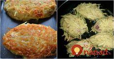 Chrumkavé rezne v zemiakovom kabátiku