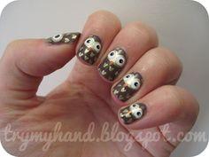 Try My Hand #nail #nails #nailart