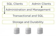 A distributed database is one in which multiple computers are loosely connected. All needed data to operate the business is located in the individual computers while new data is usually downloaded from a master computer during the night.