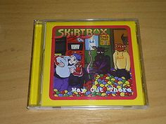 SKIRTBOX - Way Out There - UK PUNK CD - HECTIC RECORDS