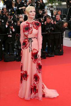 Kirsten Dunst - Cannes 2016 : la Palme du baiser pour Catherine Deneuve et Laurent Lafitte - Diaporama - AlloCiné