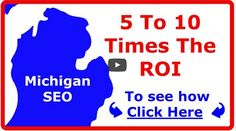 Michigan SEO Company Delivers Huge ROI (#1 SEO companies MI) Expert Service Grand Rapids, Detroit https://www.youtube.com/watch?v=3zt7Rn5kcqA