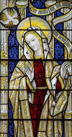 Ecce ancilla Domini | Flickr - Photo Sharing!