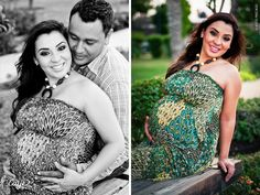 Pregnancy photo shoot by Cuije Photo