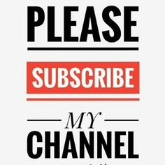 Please subscribe my YouTube channel click on the image and become a subscriber #onlineshopping #onlinestore #ecommerce #business #youtube #youtubechannel Aadhar Card, Question Paper, Earn Money Online, Best Songs, Chemistry, How To Become, Channel, Let It Be, This Or That Questions
