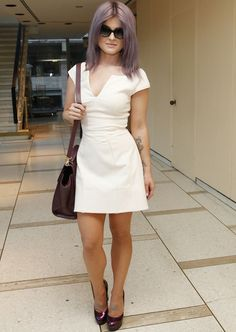 Kelly Osbourne in lwd