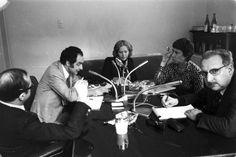 Italo Calvino, Natalia Ginzburg, Giorgio Manganelli