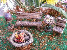 Jillians Original Fairy Gardens - Miniature Gardening, Planter Decor