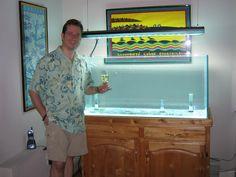 How to build an aquarium.