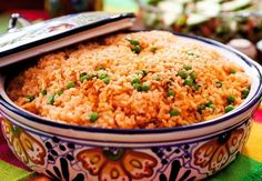 Make Tasty Mexican Rice Just Like the Restaurants Serve