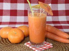 Receta | Zumo de cítricos con zanahoria - canalcocina.es