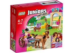 LEGO Juniors 10726 Stephanies hestevogn