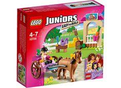 LEGO Juniors 10726 Stephanies hestevogn