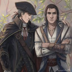 i like fanart too much Assassin's Creed List, Assessin Creed, Assassins Creed Quotes, Cry Of Fear, Assassin's Creed Wallpaper, Rogues, Game Art, Drawings, Anime