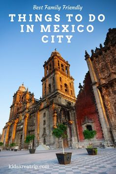 Mexico's capital city is full of history and fun. Adults will love it, but there is plenty for kids to enjoy too! Come see our favorites! - Kids Are A Trip