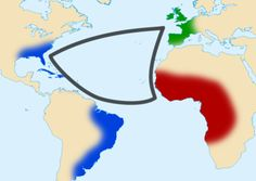 Commerce triangulaire — Wikipédia
