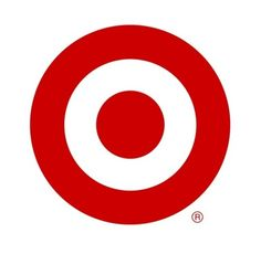 """I think this is a good example of a logo that has become successful, yet remains simple. This logo is known well by all, but it still remains subtle. The bold red color is striking and always catches your attention. I also like that the """"target"""" logo is literally a simplified target."""