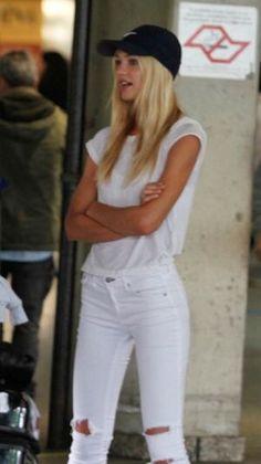 Паштет White Distressed Jeans b15f240872