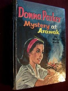 donna parker books - read them all and I believe I finally collected them all.