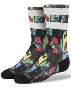 Stance Socks - Splinter Socks