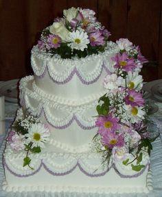 Amish Wedding Cake Revisited