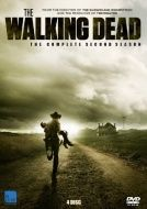The Walking Dead - Kausi 2 (DVD)