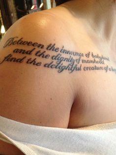 Son tattoo