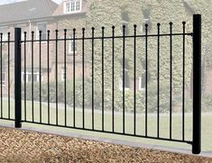Rigid mesh #fence to keep them safe from exterior fear and professionals for inside.