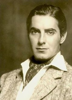 Tyrone Power-As a little girl after my Dad I thought he was so handsome.Doesn't he remind you of George Clooney?