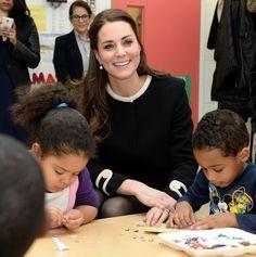 Kate Middleton Photos: Kate Middleton Visits Harlem