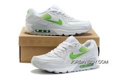 http://www.jordanbuy.com/latest-nike-air-max-90-mens-shoes-white-green-online.html LATEST NIKE AIR MAX 90 MENS SHOES WHITE GREEN ONLINE Only $85.00 , Free Shipping!