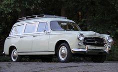 1960 Peugeot Model 403 Station Wagon
