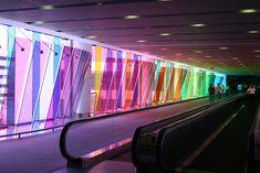 空港ターミナルデザイン/Miami Airport USA