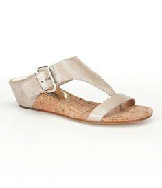 Donald J Pliner Doli2 Demi Wedge Sandals  Dillard's