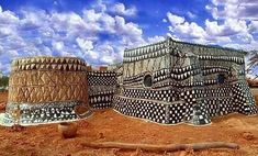 Image result for tiebele houses