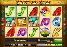 Quest for Gold im Test (Novoline) - Casino Bonus Test
