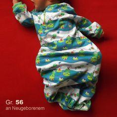 Foto zu Schnittmuster Schlafgewand von Muhküfchen Design