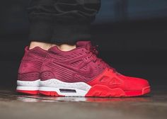 Nike Air Trainer II: Team Red