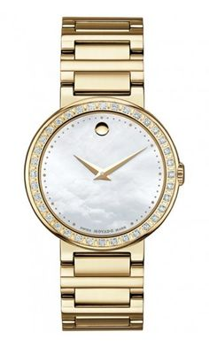 Movado Concerto - Olivia Pope's watch in Scandal