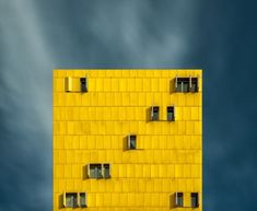 Yellow and blue by vladi garcia
